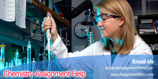 Chemistry Assignment Help Australia