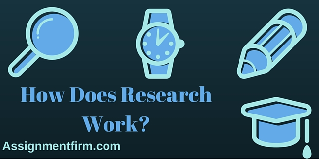How Does Research Work