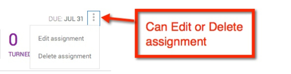 Edit Your Assignments turnitin