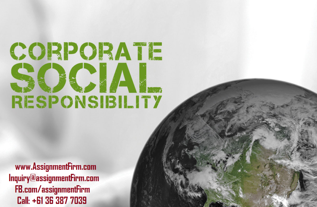 Corporate Social Responsibility A Case Study Sample Of The Body Shop