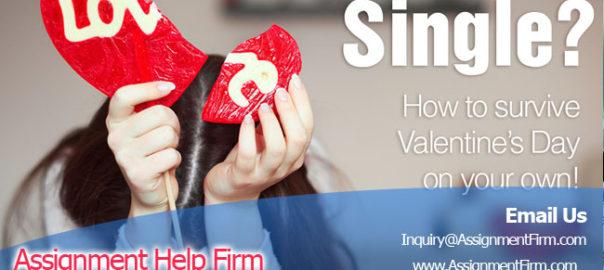 Enjoy Being Single on valentine day.