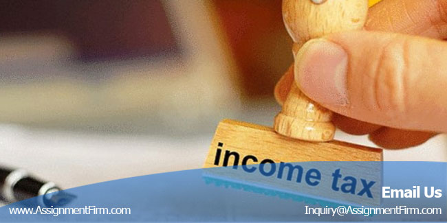 Income Taxation Law Practice Law Assignment Helps