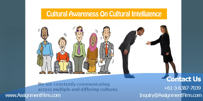 Critical Reflection Essay Of Cultural Awareness On Cultural