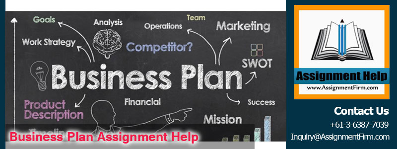 Business Plan Assignment Help