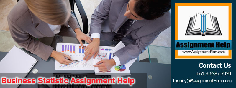 Business Statistic Assignment Help