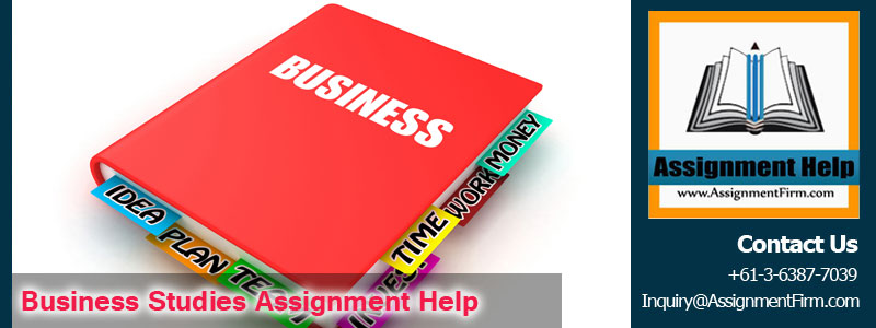 Business Studies Assignment Help
