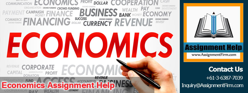 Economics assignments help online