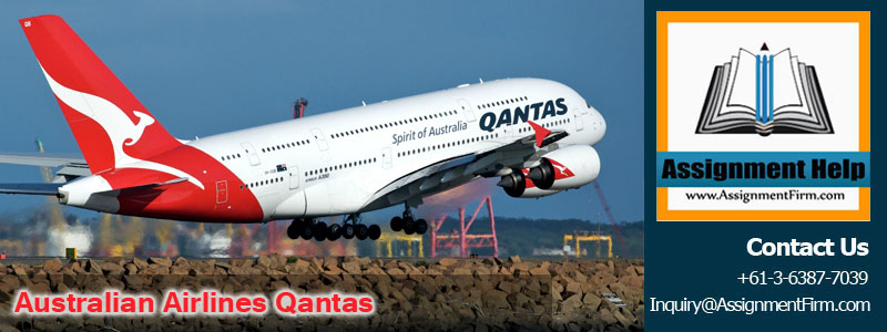 Australian Airlines Qantas