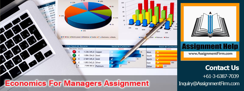 ECONOMICS FOR MANAGERS ASSIGNMENT