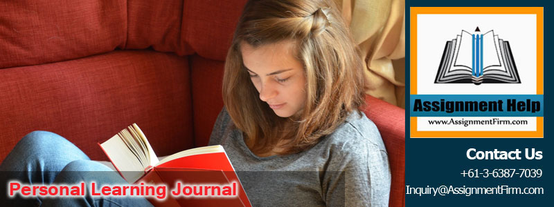 Personal Learning Journal Of Student Swinburne university