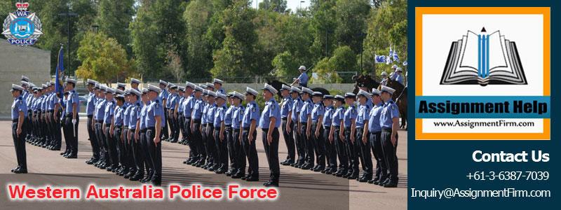 Case Study On Western Australia Police Force