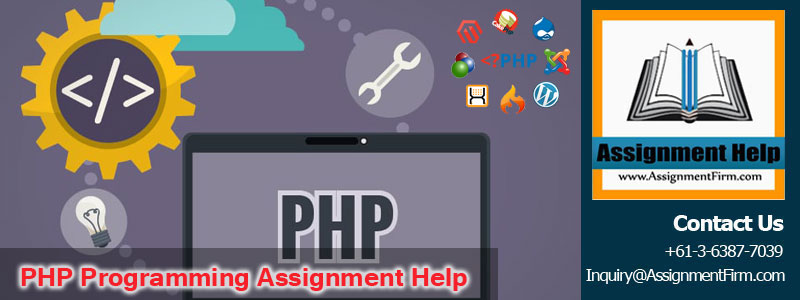 PHP Programming Assignment Help