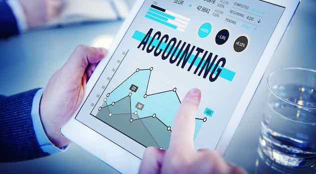 Accounting Management Finance Marketing Business Concept