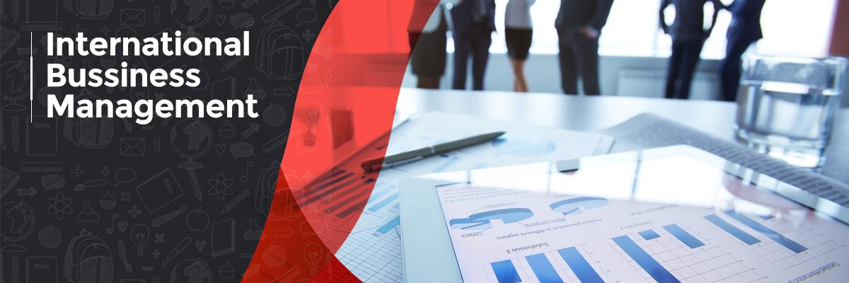 BBMM507 International Business Management
