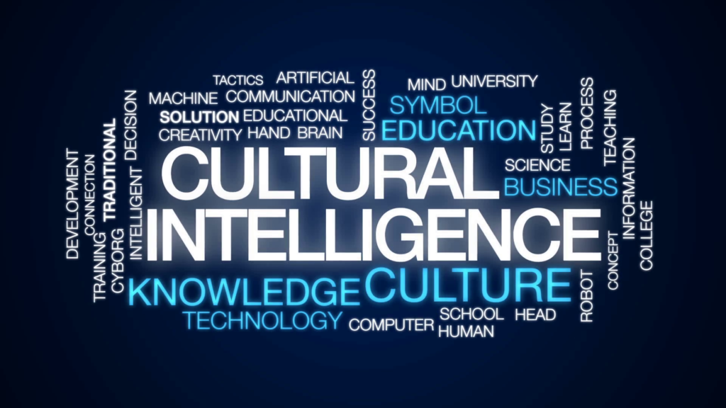 CUC107 Cultural Intelligence and Capability