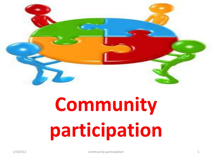 ENVM7513 Report Community participation