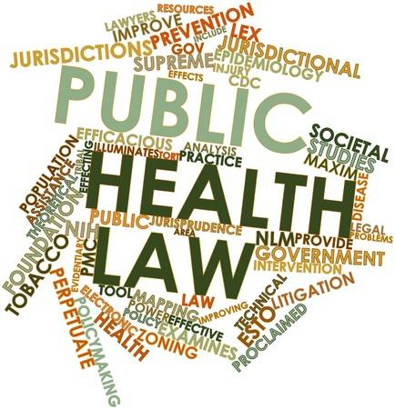 PUBH632 Public Health Law and Policy