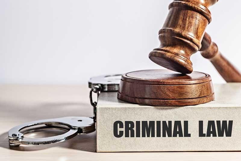 S118 LWZ114 Criminal Law