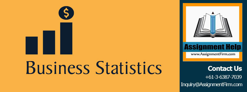 BE01106 BUSINESS STATISTICS