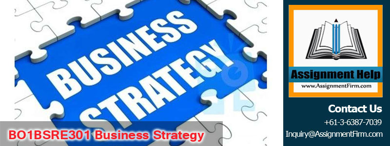 BO1BSRE301 Business Strategy