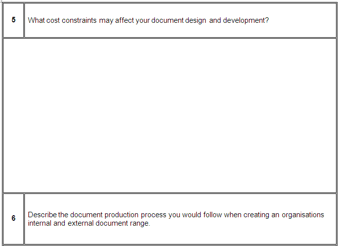 BSBADM506_Manage Business Document Design And Development