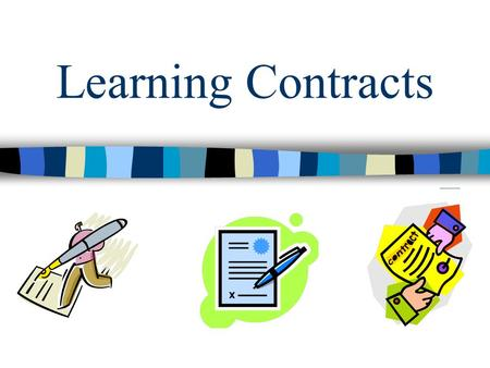 CNA 550 Learning Contract