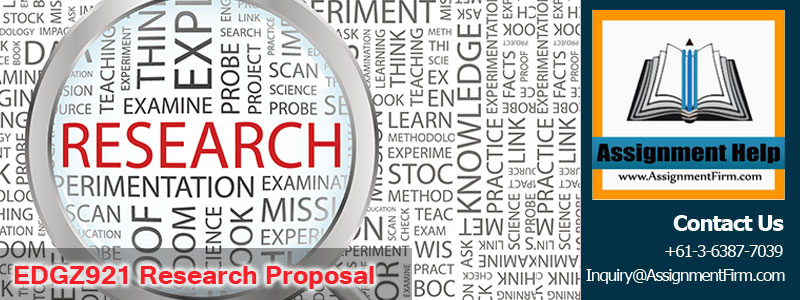 EDGZ921 Research Proposal