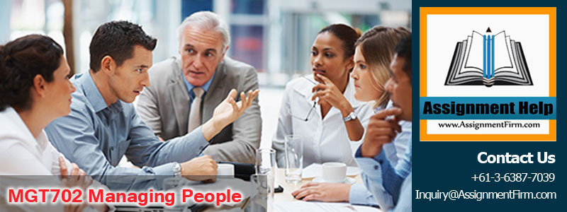 MGT702 Managing People