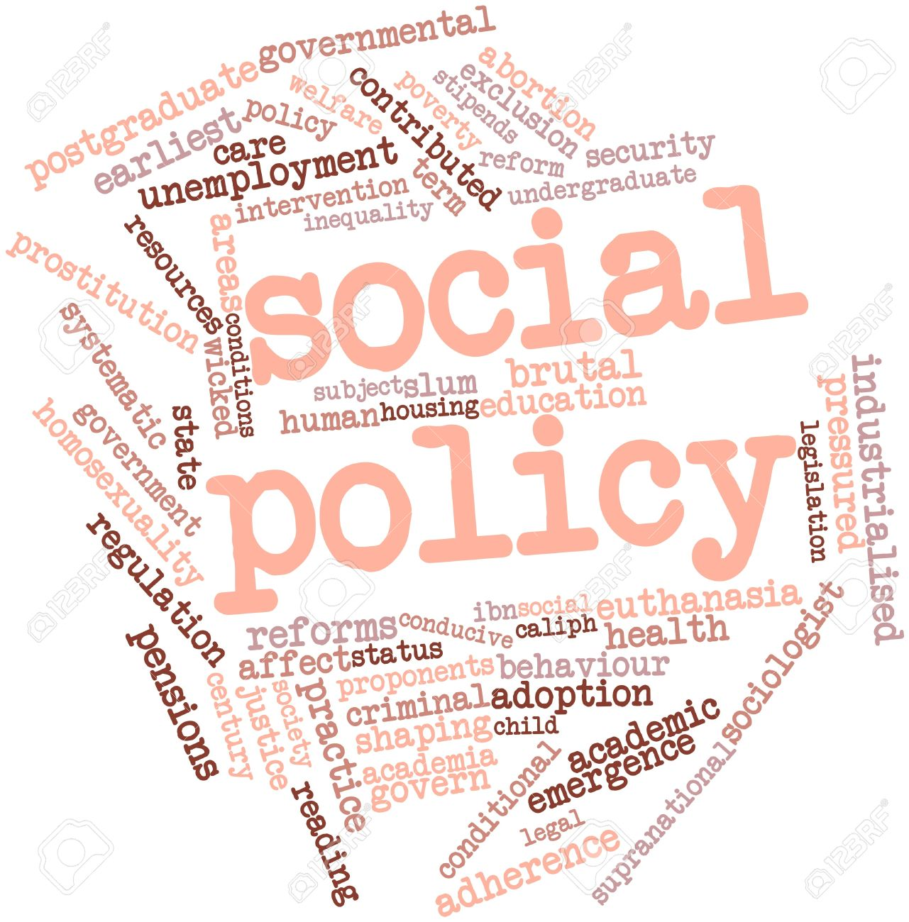 MSWPG7210 Social Policy-Development And Impact