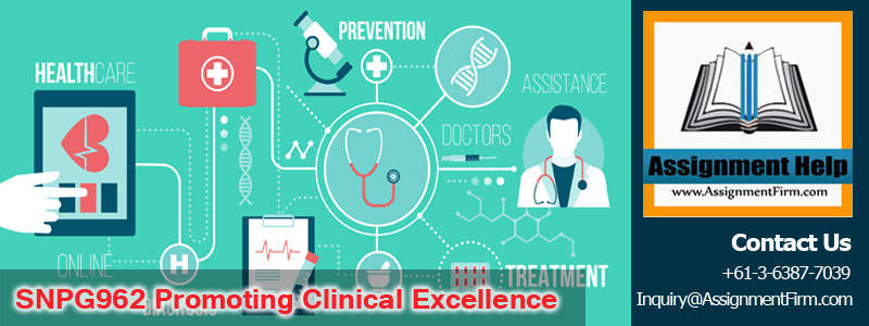 SNPG962 Promoting Clinical Excellence