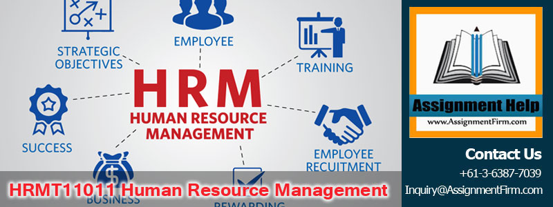 HRMT11011Human Resource Management