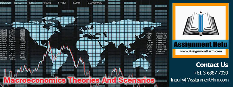 Macroeconomics Theories And Scenarios