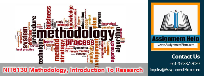 NIT6130 Methodology-Introduction to Research