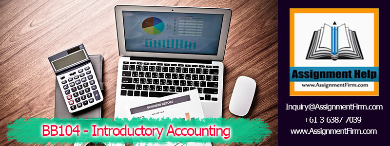 BB104 Introductory Accounting