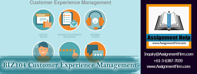 BIZ104 Customer Experience Management