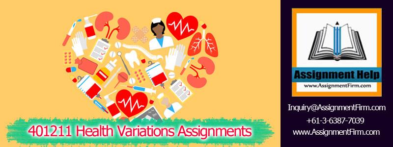 401211 Health Variations