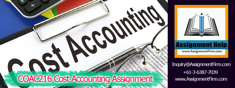 COAC216 Cost Accounting